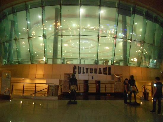 Panorama Naama Heights: indoor ice rink in soho