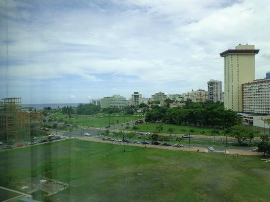 Sheraton Old San Juan Hotel: view from 7th floor