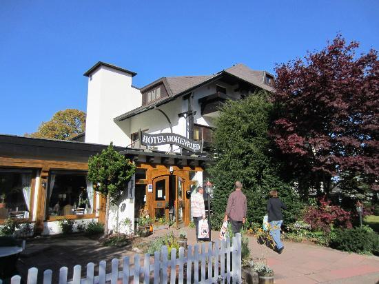 Hotel Hohenried: Hotel