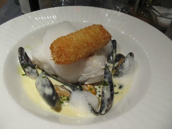 Elite Stora Hotellet: My double-barrelled cod