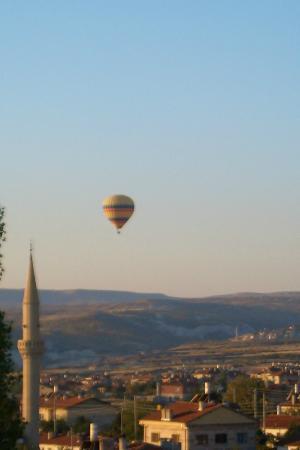 Ramada Cappadocia: odadan sabah manzarası