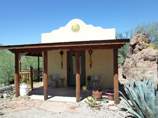 Rio Tierra Casitas: Our cottage
