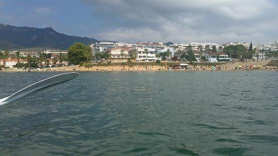 Hostal Agusti: playas de sant carles