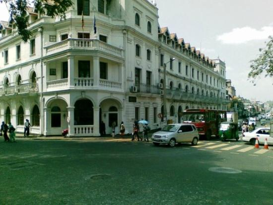 Queen's Hotel: The Queen's Hotel Kandy