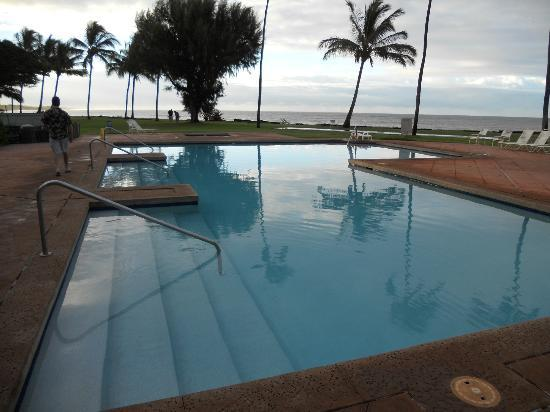 Waimea Plantation Cottages: Pool