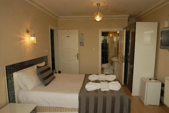 Seatanbul Apart: double room