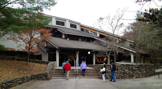 Southern Highland Craft Guild Folk Art Center Asheville