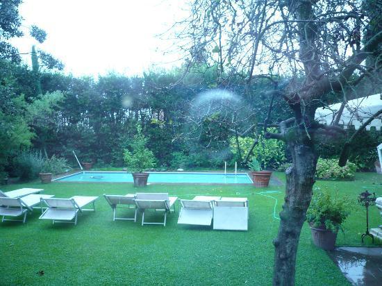 Casa Biancalana: Giardino