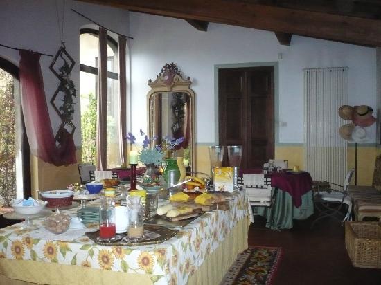"""Casa Biancalana: Sala per la colazione """"La limonaia"""""""