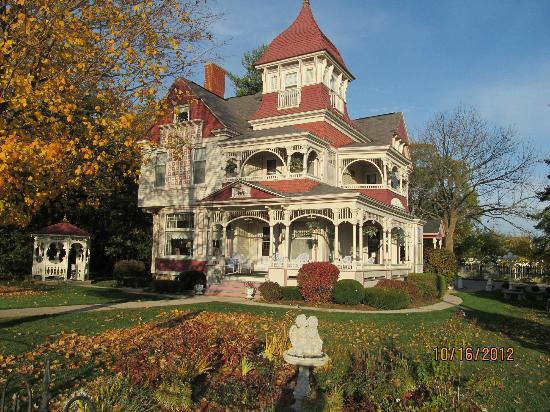 The Grand Victorian B&B: Exquiste B&B