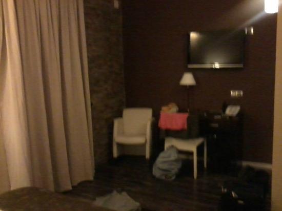 Hotel Cotori: Habitación