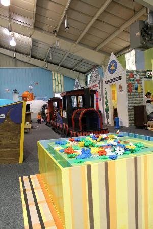 Cape Cod Children's Museum: Train