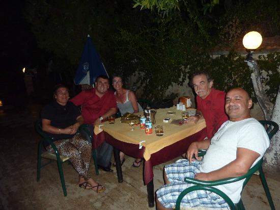 Blue Sea Garden: Une fine équipe
