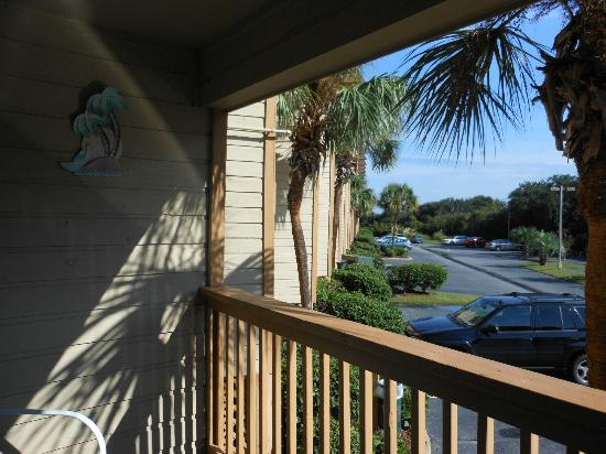 Hilton Head Island Beach & Tennis Resort: balcony