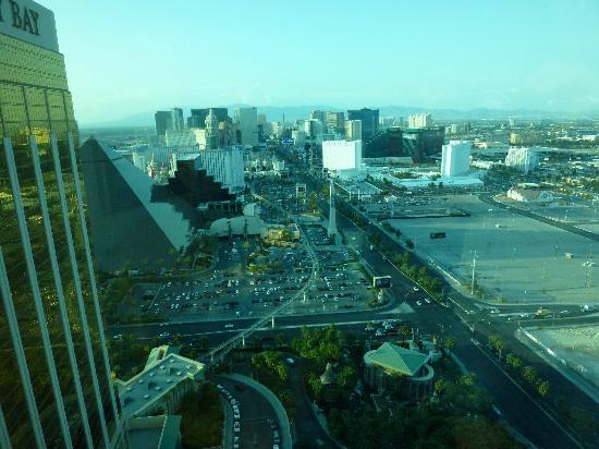 Four Seasons Hotel Las Vegas: View from our room