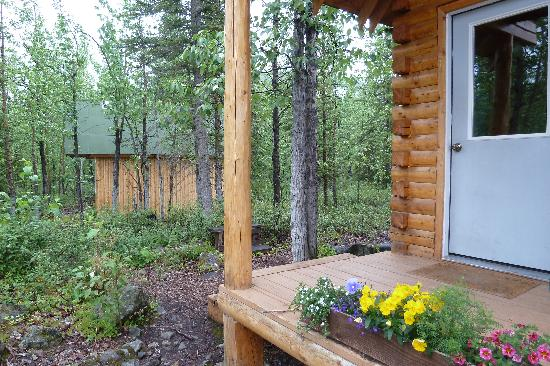 Kennicott River Lodge: Cabins