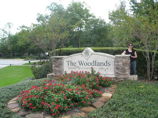 The Woodlands Resort & Conference Center: Entrance