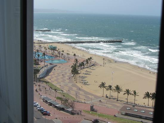 Garden Court South Beach : Sunny day in Durban