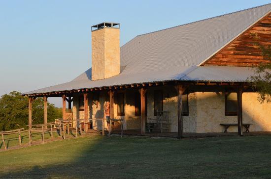 Winding Ridge Bed and Breakfast: Winding Ridge main ranch house