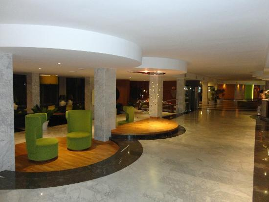 Protur Sa Coma Playa Hotel & Spa: Hotel Entrance area