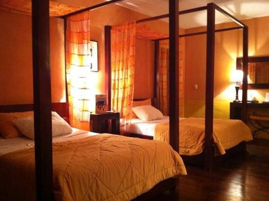 Hotel Hacienda Merida: habitacion