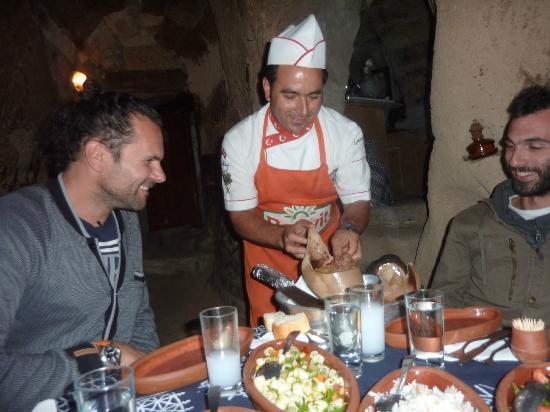 Kirkit Pension : Excellente cuisine