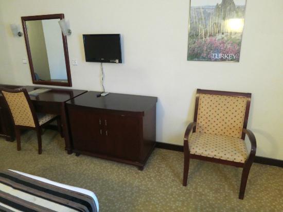 Ring Hotel: Interno stanza