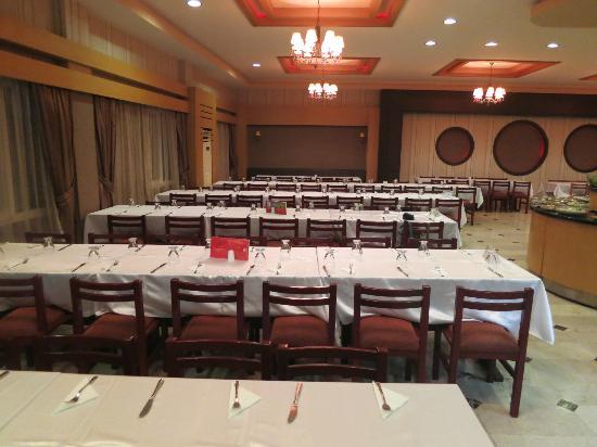 Ring Hotel: Sala colazioni-cene
