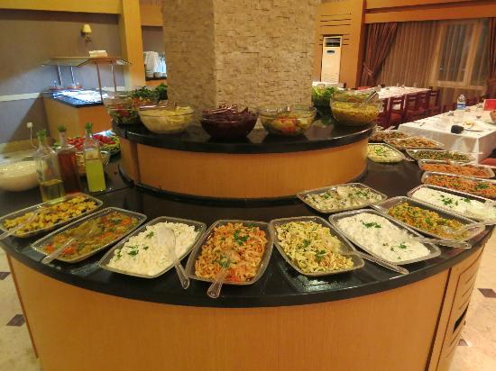 Ring Hotel: Il ricco buffet