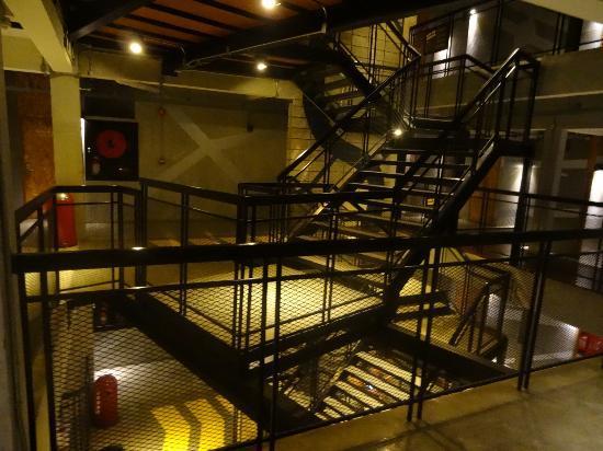 Lub d Bangkok Silom: Treppenhaus