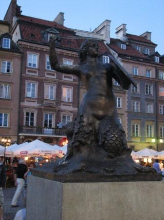 ‪Warsaw Mermaid‬