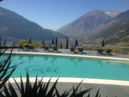 Hotel Castel: Piscine