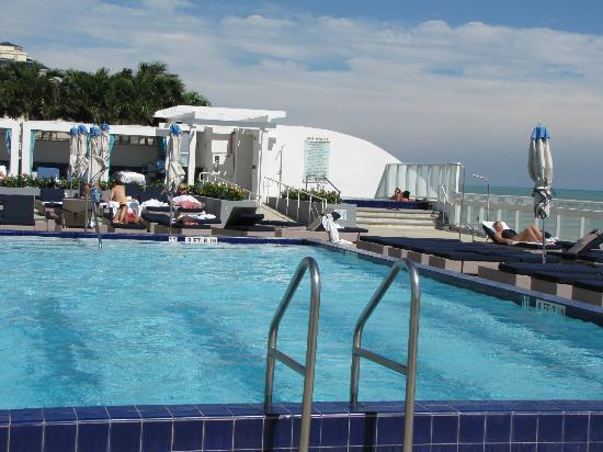 W Fort Lauderdale: Pool and jacuzzi