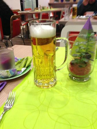 Hotel Ibis Wien Messe: Start as you mean to go on!
