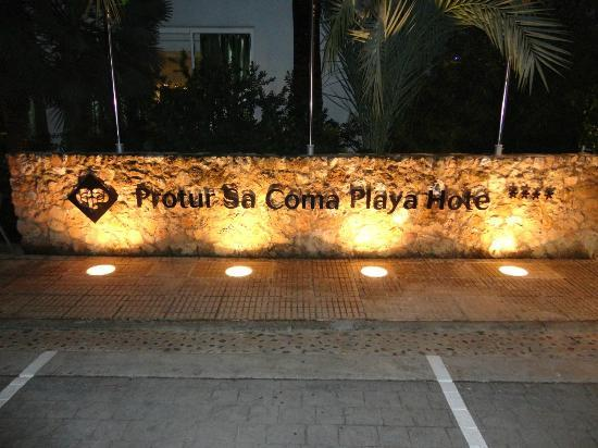 Protur Sa Coma Playa Hotel & Spa: Outside the Hotel