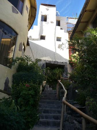Hotel Kunturwassi Colca: hotel grounds