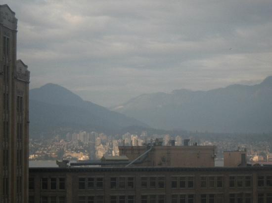 Ramada Limited Vancouver Downtown: Views from the room
