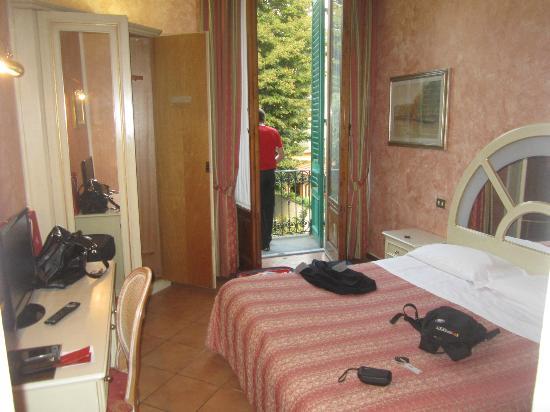Hotel Royal: habitacion