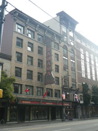 Ramada Limited Vancouver Downtown照片