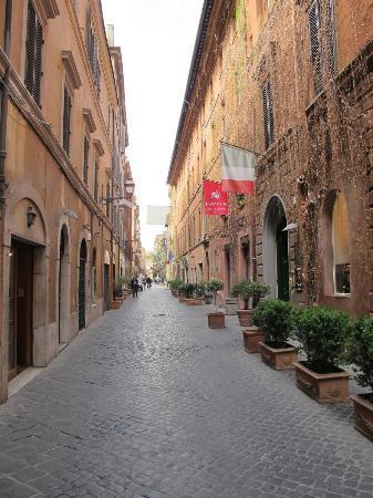 Via Margutta, Rome