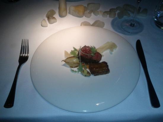 Aramburu: Beef