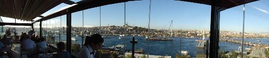 Istanbul Golden City Hotel: the best view in Istanbul