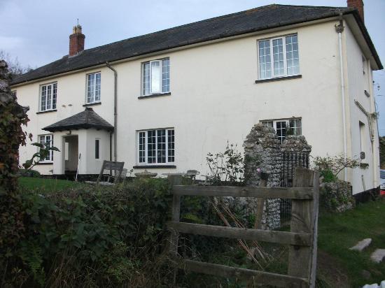 Pinn Barton Farm: A lovely farmhouse b and b