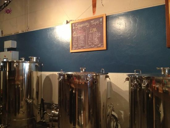 Granite Mountain Brewing: What's on tap