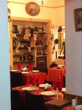 Restaurante Caseron de Tejas : Detalle de Objetos decorativos