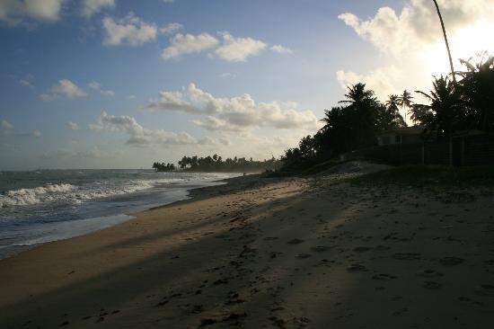 Duna Paraíso : Spiaggia