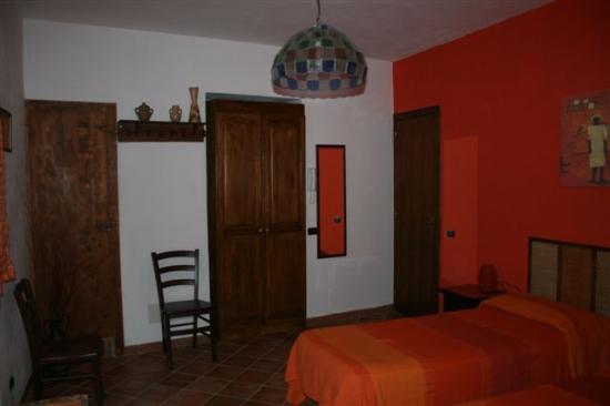 Aurea Bed & Breakfast: la stanza del B&B Aurea di Cefalù