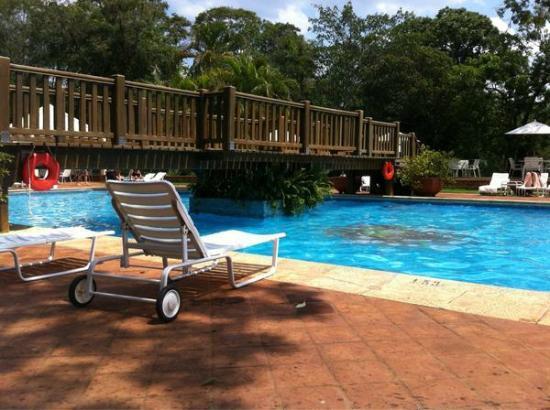 San Martin Hotel & Resort: Pileta