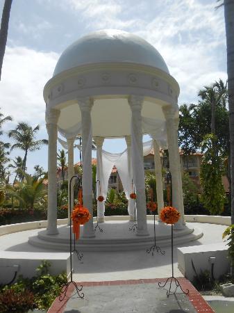 Wedding set Gazebo Picture of Majestic Elegance Punta Cana