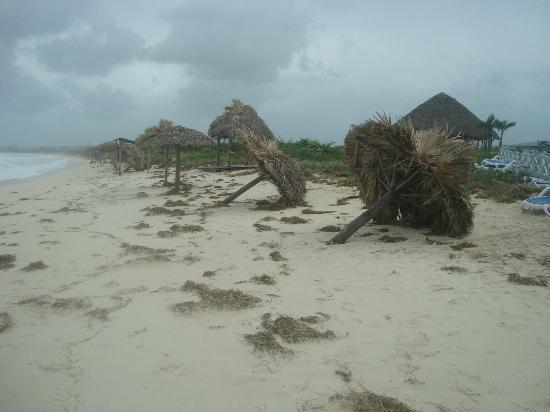 After Hurricane Sandy Picture Of Melia Cayo Santa Maria